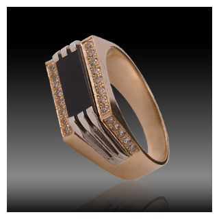 Ювелирный архив с агатом кольца на все случае жизни из золота мужские цена до 18000 рублей